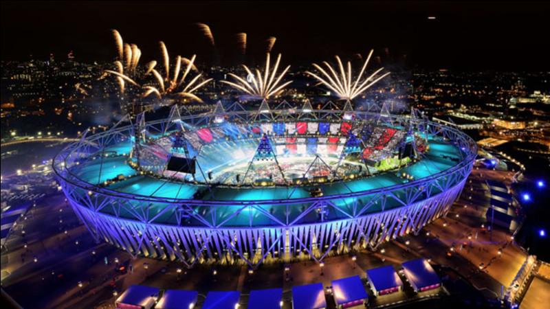 En quelle année les Jeux olympiques de Londres se sont-ils déroulés ?