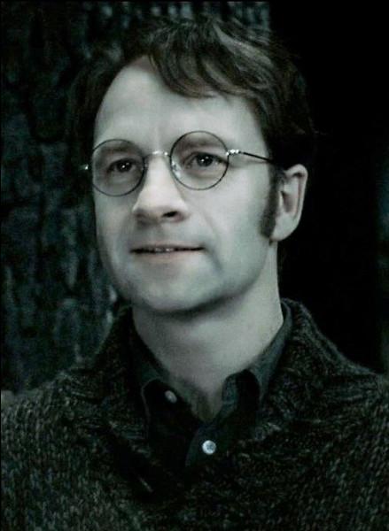 Qui a tué James Potter ?