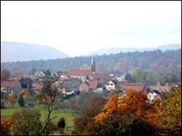 Notre balade dominicale commence dans le Grand-Est, à Dimbsthal. Commune de l'arrondissement de Saverne, elle se situe dans le département ...