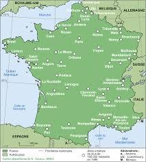 Saurez-vous situer ces communes ? (2441)
