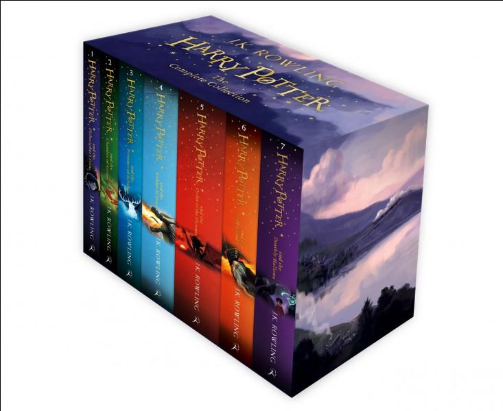 Quels livres ''Harry Potter'' préfères-tu ?