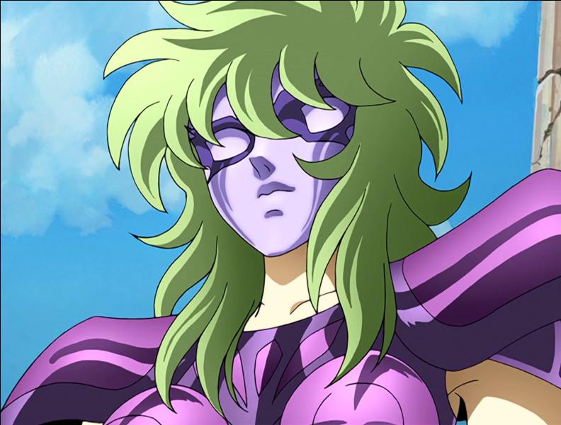 Quel Chevalier a formé Shaina du Serpentaire ?