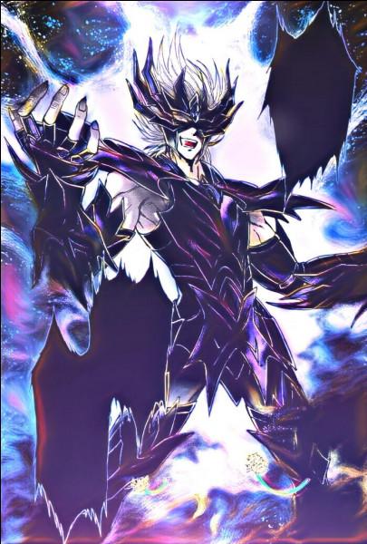 En tant que Dryade du Châtiment, quelle est l'arcane ultime de Deathmask du Cancer ?