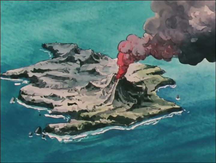 Sur quelle île Shun a-t-il suivi son entraînement de Chevalier ?