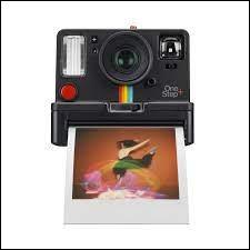 Comment s'appelle un appareil photo à développement instantané ?