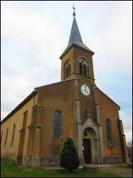 Commune de l'arrondissement de Forbach-Boulay-Moselle, Destry se situe dans le département ...