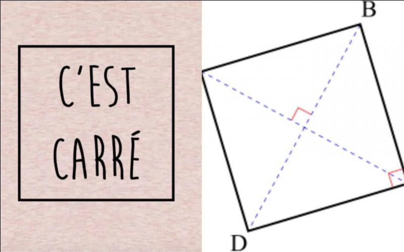 Combien mesure le côté d'un carré dont le périmètre est égal à sa surface ?