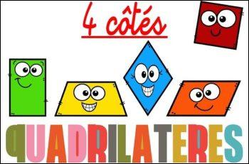 La somme des quatre angles d'un quadrilatère est toujours égal à...