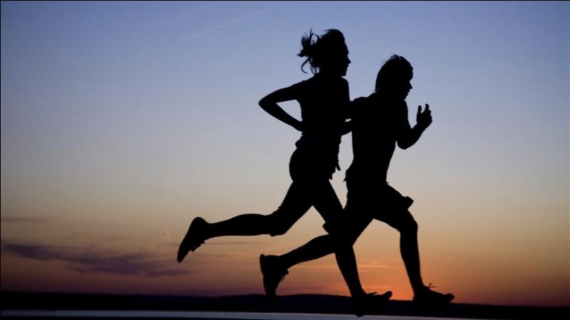Si un sprinteur court 120 mètres en 12 secondes, quelle est sa vitesse moyenne en km/h ?