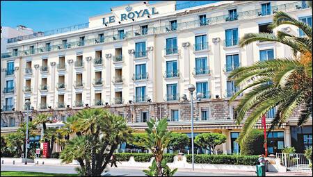 """Quel acteur peut-on voir dans le film """"Sale temps à l'hôtel El Royale"""" ?"""