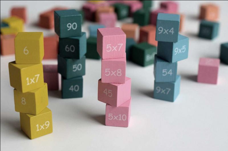 On lance deux dés équilibrés simultanément et on additionne les chiffres de chaque face ; la probabilité d'obtenir 6 et la probabilité d'obtenir 8 sont égales.