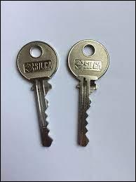 Un petite dernière pour vous passer le temps ! Que sont ces clefs ?