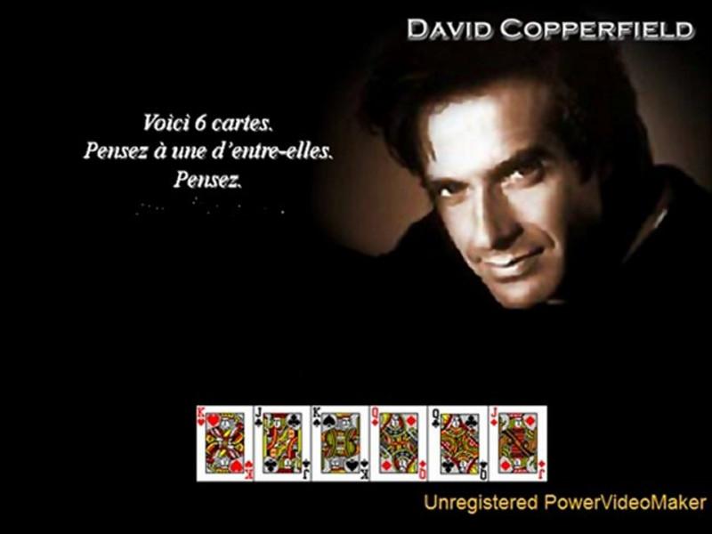 Quel mannequin célèbre a vécu, durant les années 90, avec l'illusionniste célèbre pour ses tours de passe-passe, David Copperfield ?