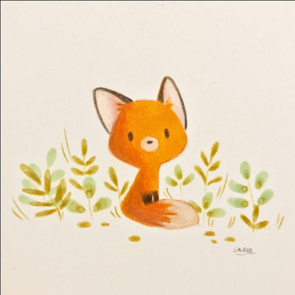 Quel est le nom du renard dans «Le Petit Prince»