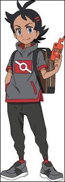 Quel est le Pokémon favori de Goh ?