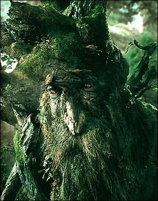 Dans le second volet de la trilogie, qui va tenter de persuader les Ents d'entrer en guerre contre l'Isengard ?