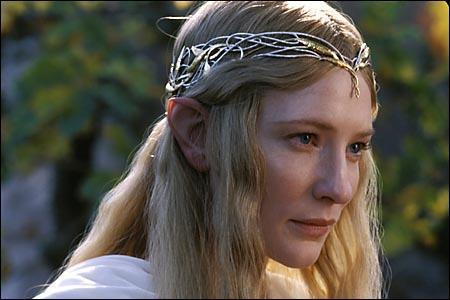 Que donna Galadriel à Frodon ?