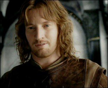 Qui est ce fils du Gondor ?