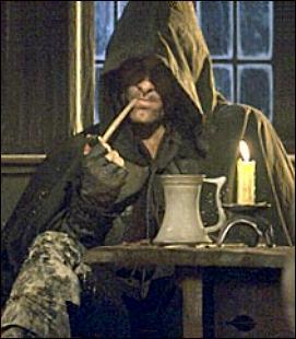 Sous quel nom Aragorn, fils d'Arathorn, a-t-il rencontré Frodon ?