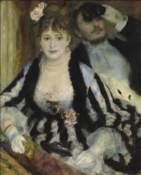 Comment se nomme ce tableau de Renoir ?