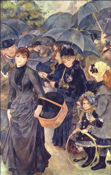 Un des plus connus de la période sèche de Renoir, comment se nomme-t-il ?