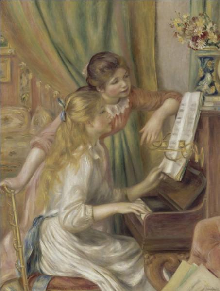 Le tableau le plus connu de sa période nacrée, exposé au Musée d'Orsay à paris. Comment se nomme-t-il ?