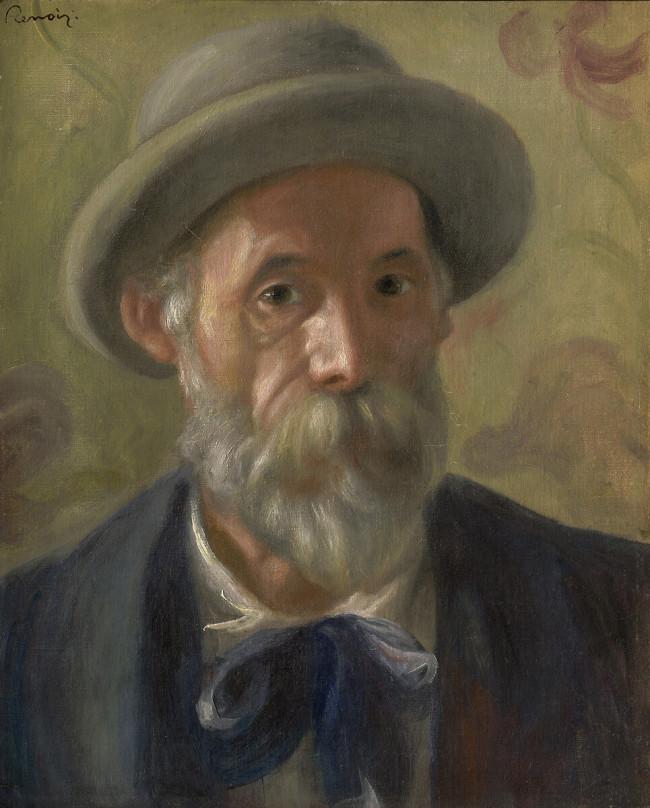 Auguste Renoir - Période nacrée