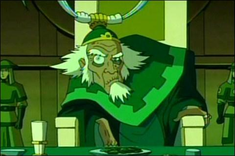 Combien d'épreuve le roi Bumi impose-t-il à l'avatar ?