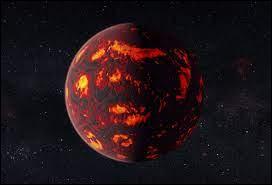 D'après des astronautes, il existe une planète recouverte de diamants. Cette planète est également très chaude. Savez-vous son nom ?