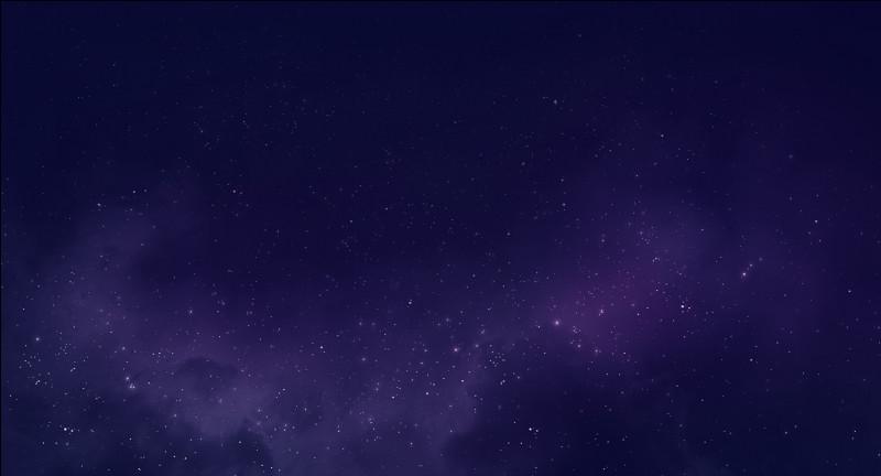 La nuit, combien d'étoiles peut-on voir à l'oeil nu ?