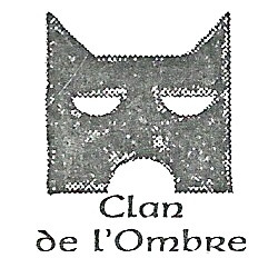 La Guerre des clans : chats du Clan de l'Ombre en émojis