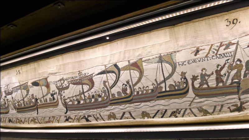 Dans quel département pourrez-vous admirer la Tapisserie de Bayeux ?