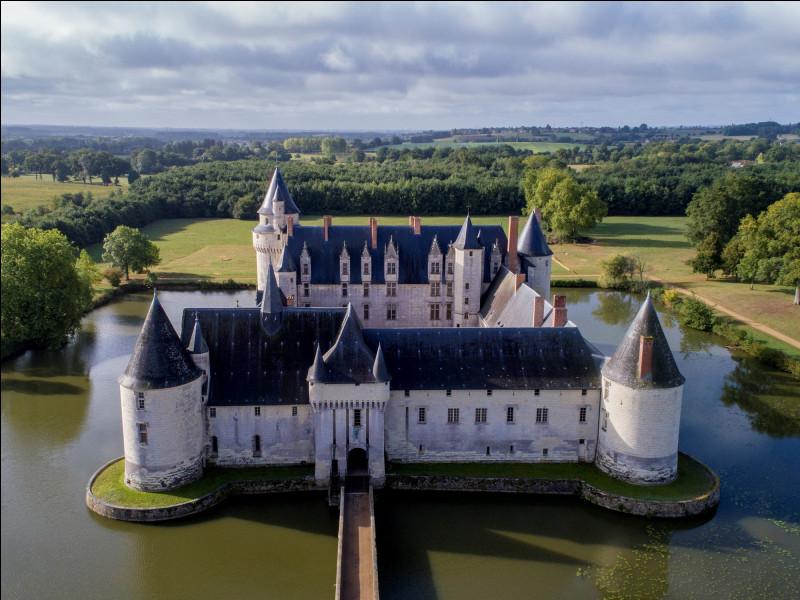 Dans quel département irez-vous pour visiter le Château du Plessis-Bourré ?
