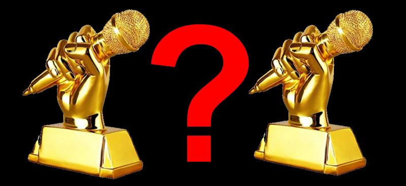 """D'après vos résultats, qui des deux mérites """"Le micro d'or """" ?"""