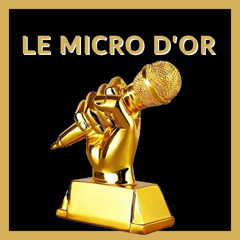Le micro d'or