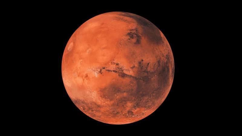 En supposant que la gravité sur Mars est trois fois moins importante que que sur la Terre, combien pèserait un astronaute sur Mars s'il pèse 159 kilos sur Terre avec son équipement ?