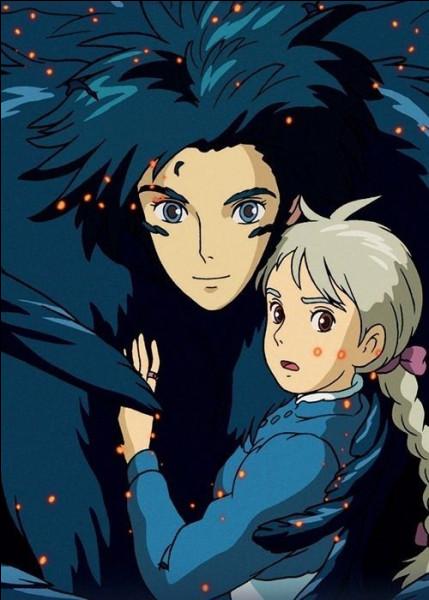 Quel est ce Ghibli ? (Indice) : Sophie, vendeuse de chapeaux, est transformée en vieille femme par une sorcière.