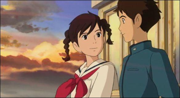 Quel est ce Ghibli ? (Indice) : c'est une adaptation d'un manga.