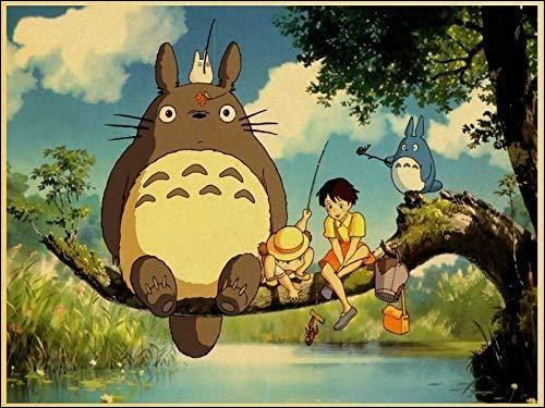 Quel est ce Ghibli ?(Indice) : le plus célèbre de tous.