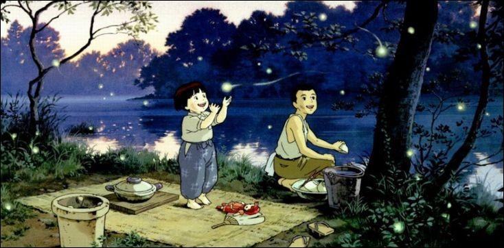 Quel est ce Ghibli ?(Indice) : ça se passe pendant la guerre.