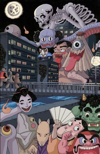 Quel est ce Ghibli ? (Indice) : des tanukis s'amusent à terroriser les humains en prenant une forme humaine.