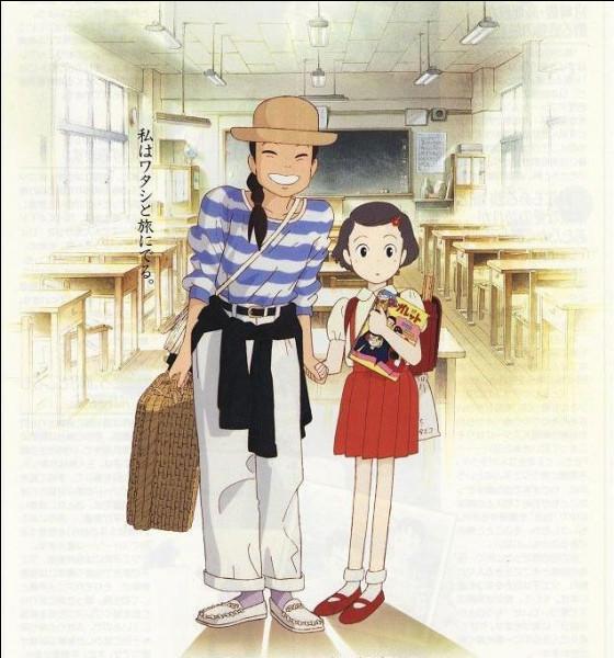 Quel est ce Ghibli ? (Indice) : une adolescente se rappelle son enfance.
