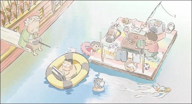 Quel est ce Ghibli ?(Indice) : c'est comique.
