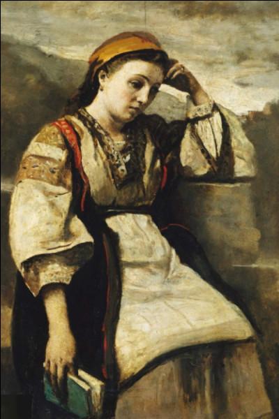 """""""Rêverie"""" est un tableau de quel peintre ?"""