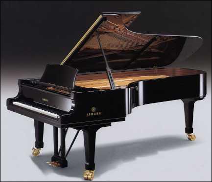 De quelle catégorie vient le piano ?