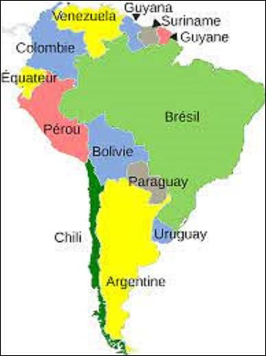7 septembre 1822 : Quel pays d'Amérique du Sud, dont Pierre, fils du roi du Portugal, qui en est régent, proclame son indépendance, le faisant devenir par la même occasion empereur ?