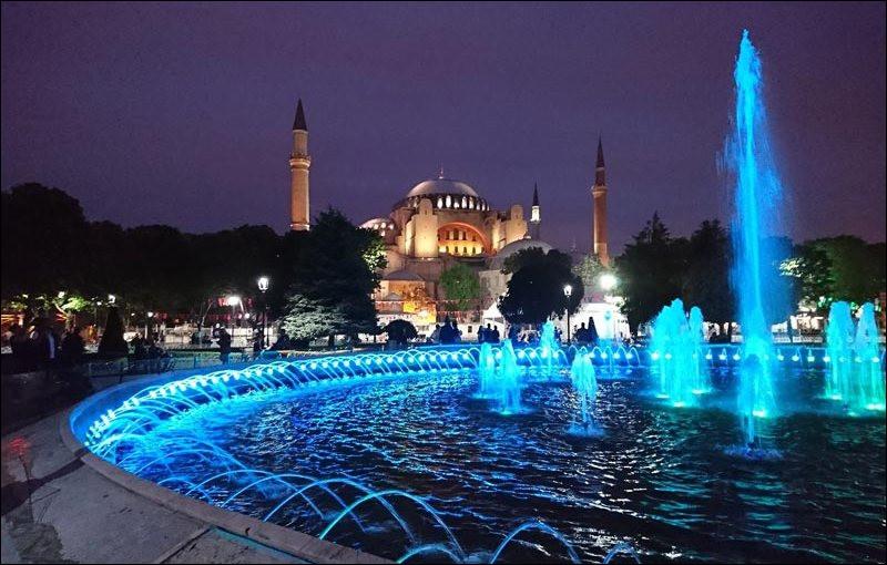 Quel nom porte aujourd'hui l'ancienne Constantinople ?
