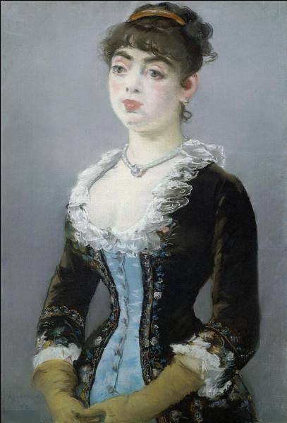 """""""Portrait de madame Michel-Levy"""" est un tableau de quel peintre ?"""