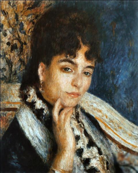 """Quel impressionniste a réalisé """"Portrait de Madame Alphonse Daudet"""" ?"""