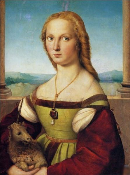 """Quel peintre italien de la Renaissance a réalisé """"La Dame à la licorne"""" ?"""